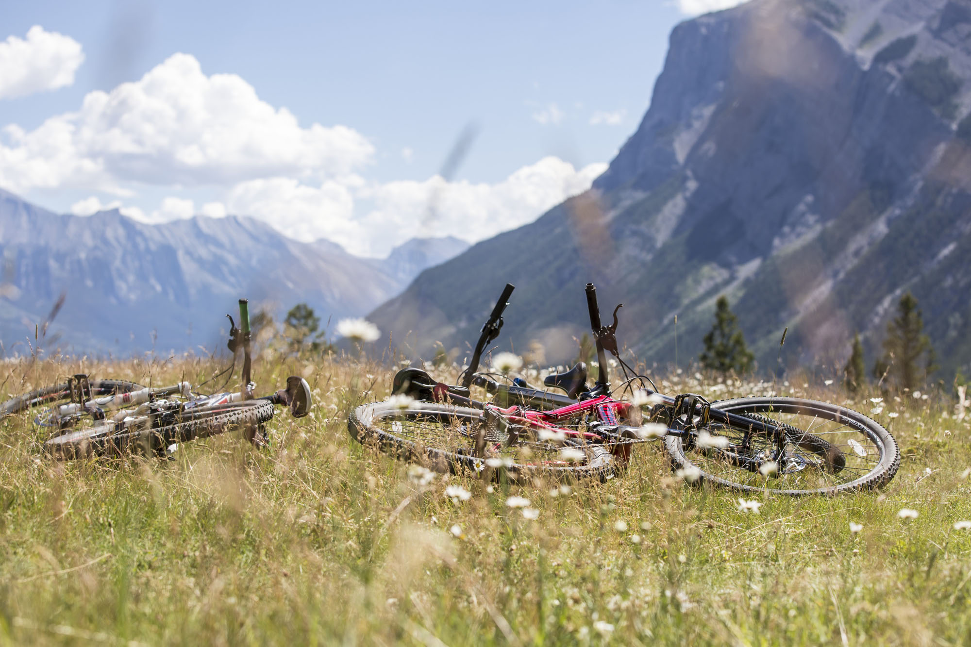 Banff National Park Cycling |Canadian Rockies Travel Guide