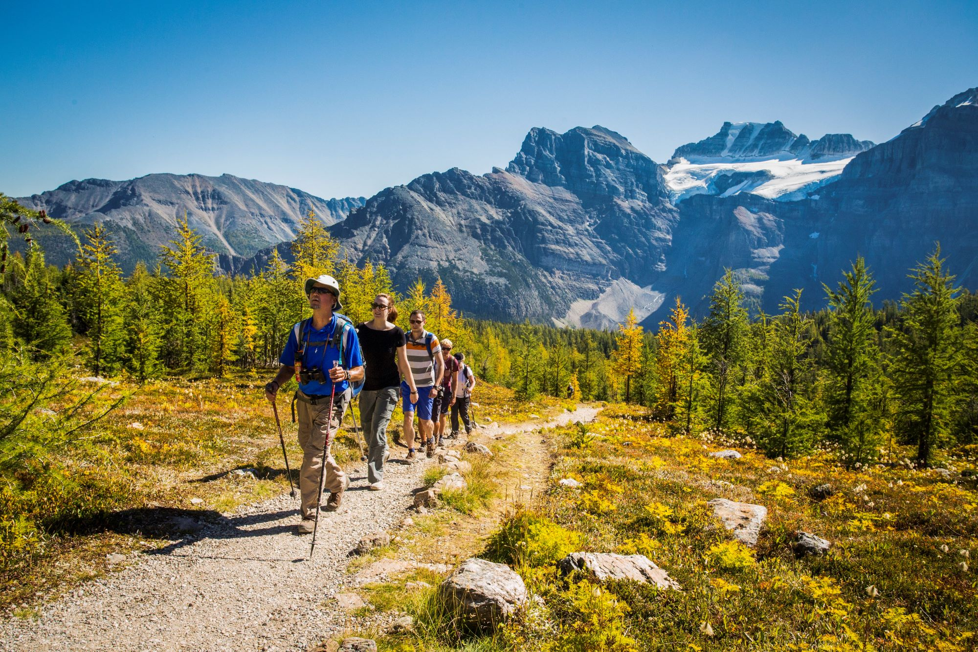 Discover Banff Tours Hike