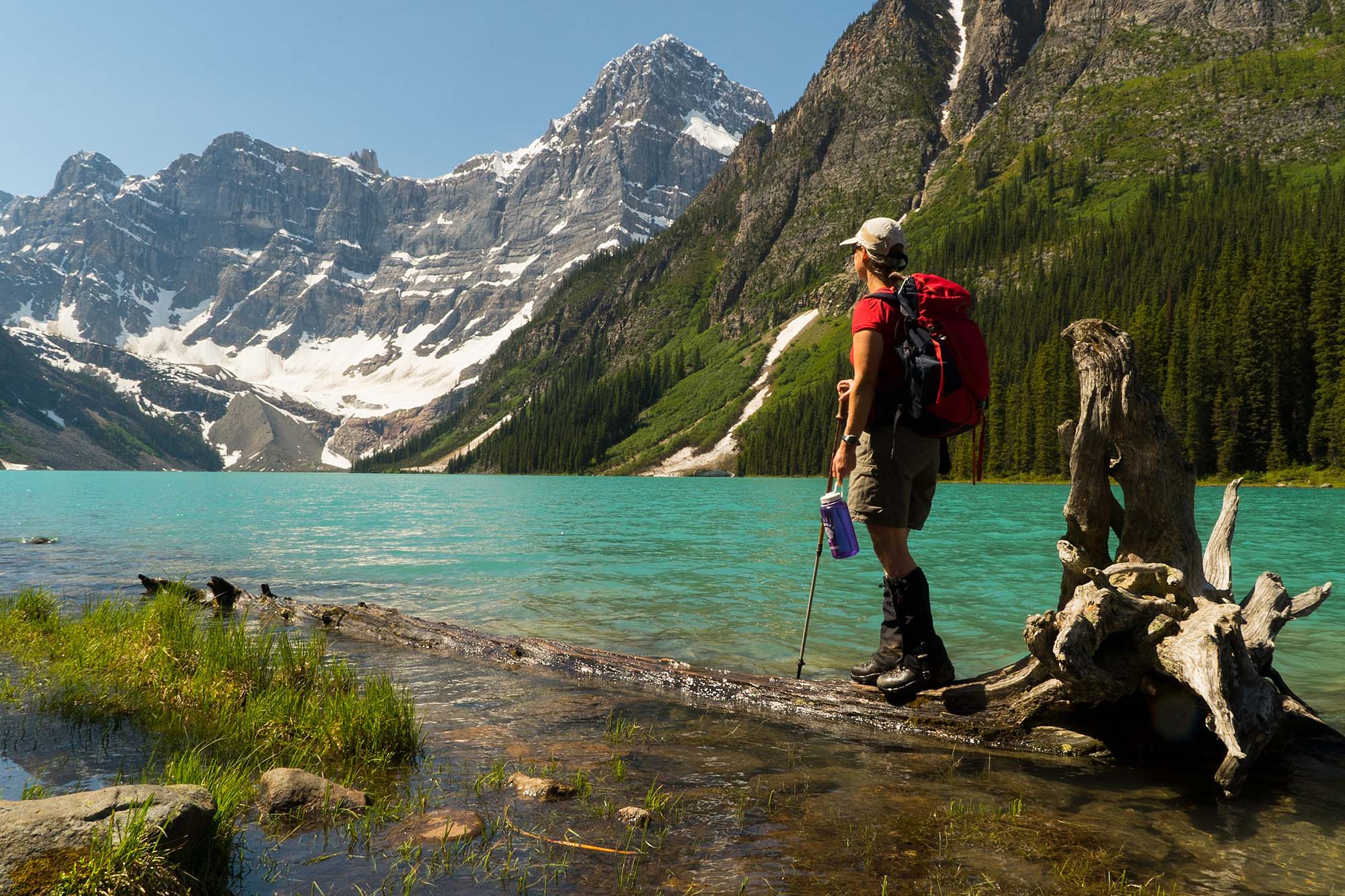 You Can Hike 365 Days A Year In Banff National Park
