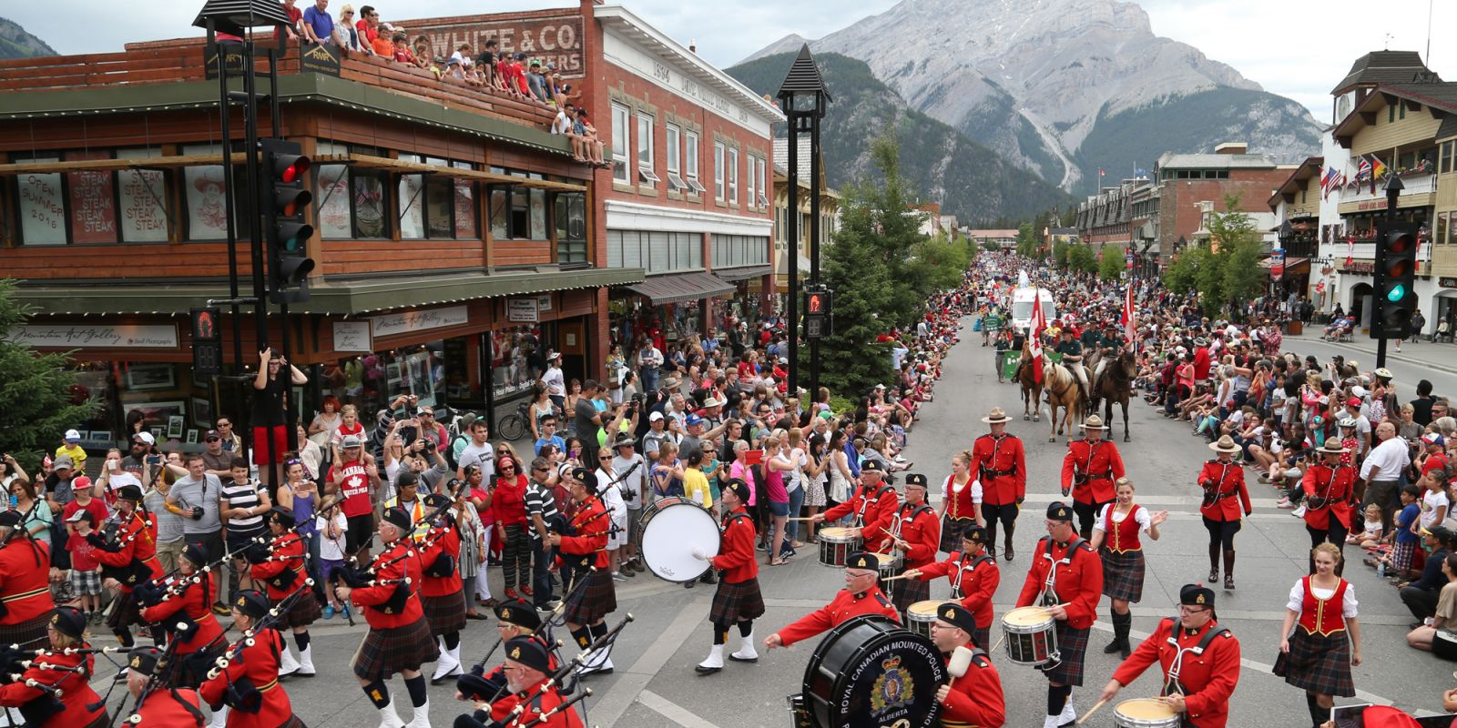 Canada Day In Banff And Lake Louise Banff Amp Lake Louise