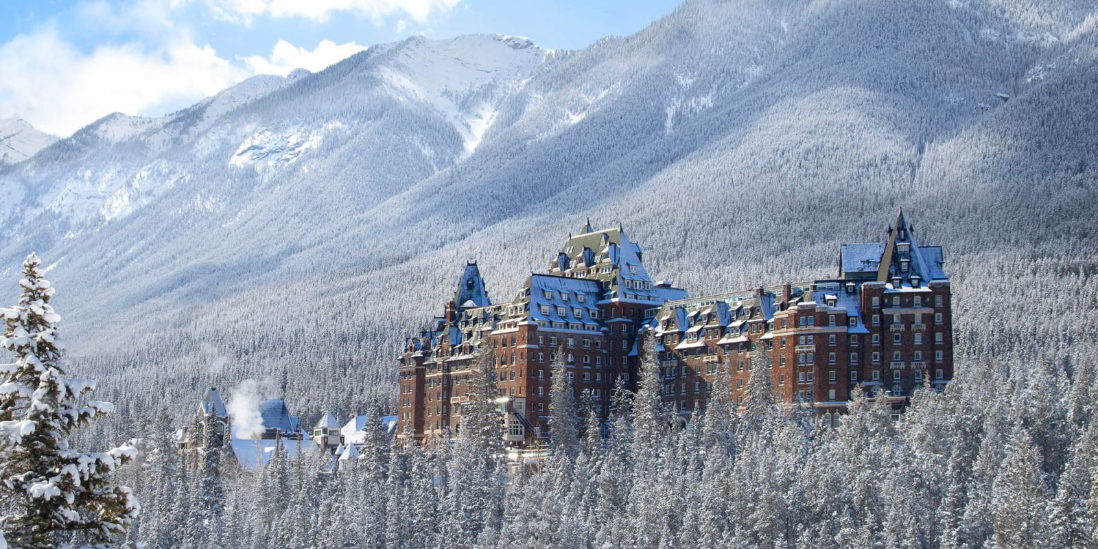 Best Hotels In Banff For Skiing