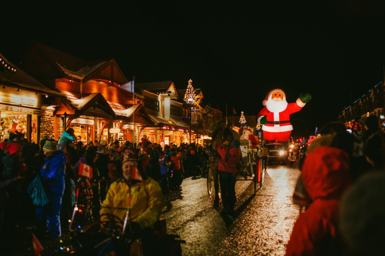 Christmas Events.Guide To Christmas Events In Banff And Lake Louise Banff