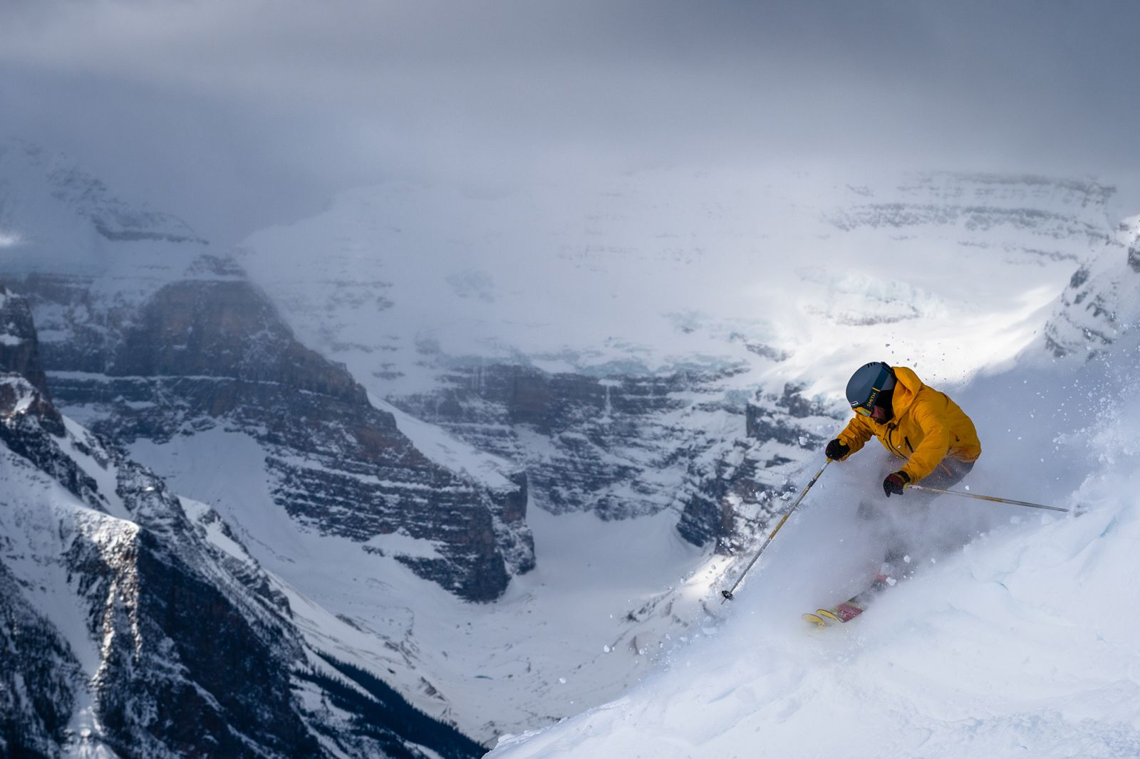 The 5 Most Extreme Ski Runs In Banff National Park Banff