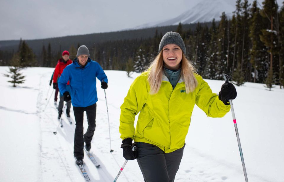 Cross country Ski, Winter, Banff National Park