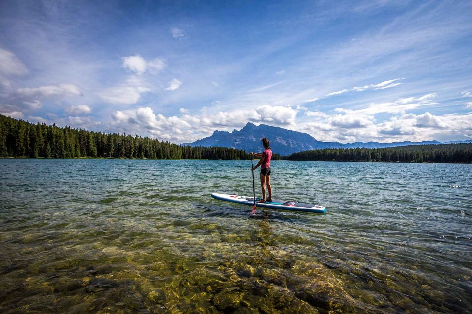 Stand Up Paddle Boards >> Stand up Paddleboarding in Banff | Banff & Lake Louise Tourism