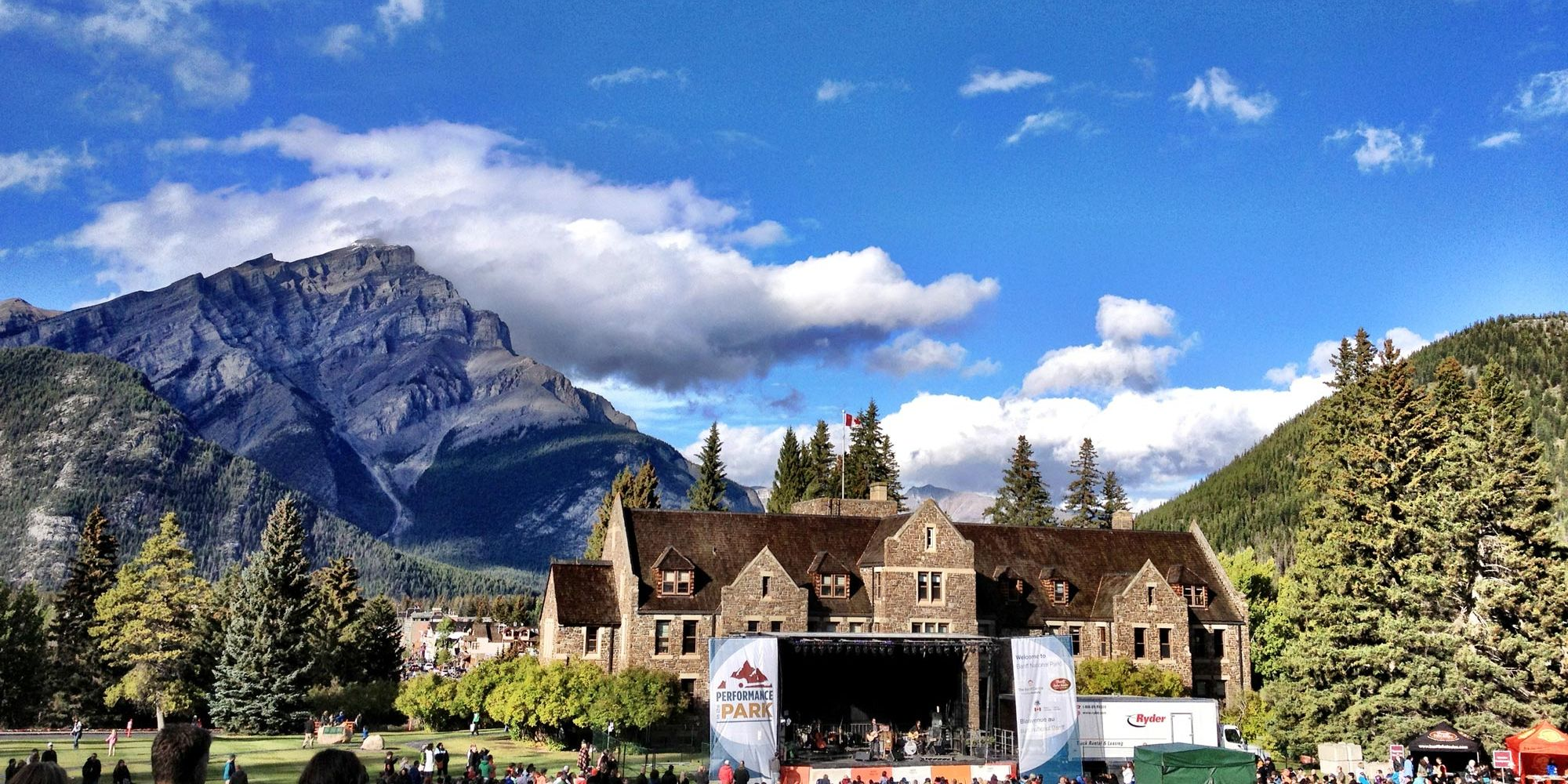 The annual Performance in the Park conference series, held in Banff, AB