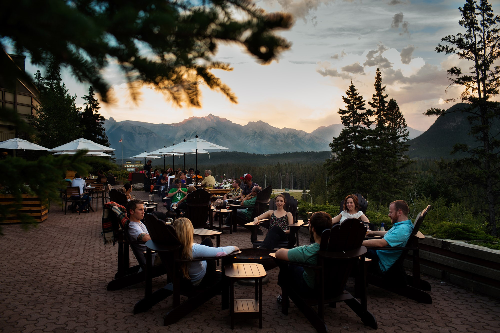Juniper Bistro, Banff National Park