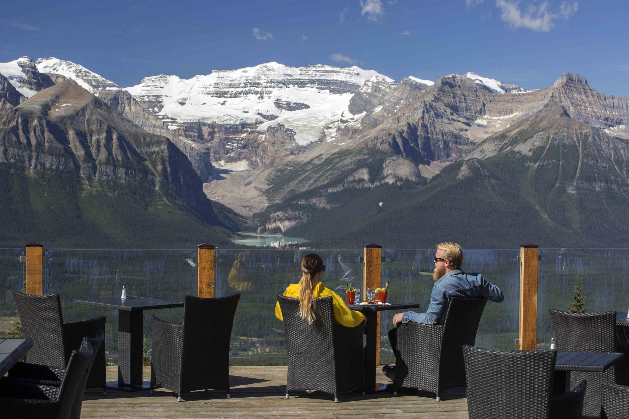 Whitehorn Bistro, Lake Louise Sightseeing Lift, Banff National Park