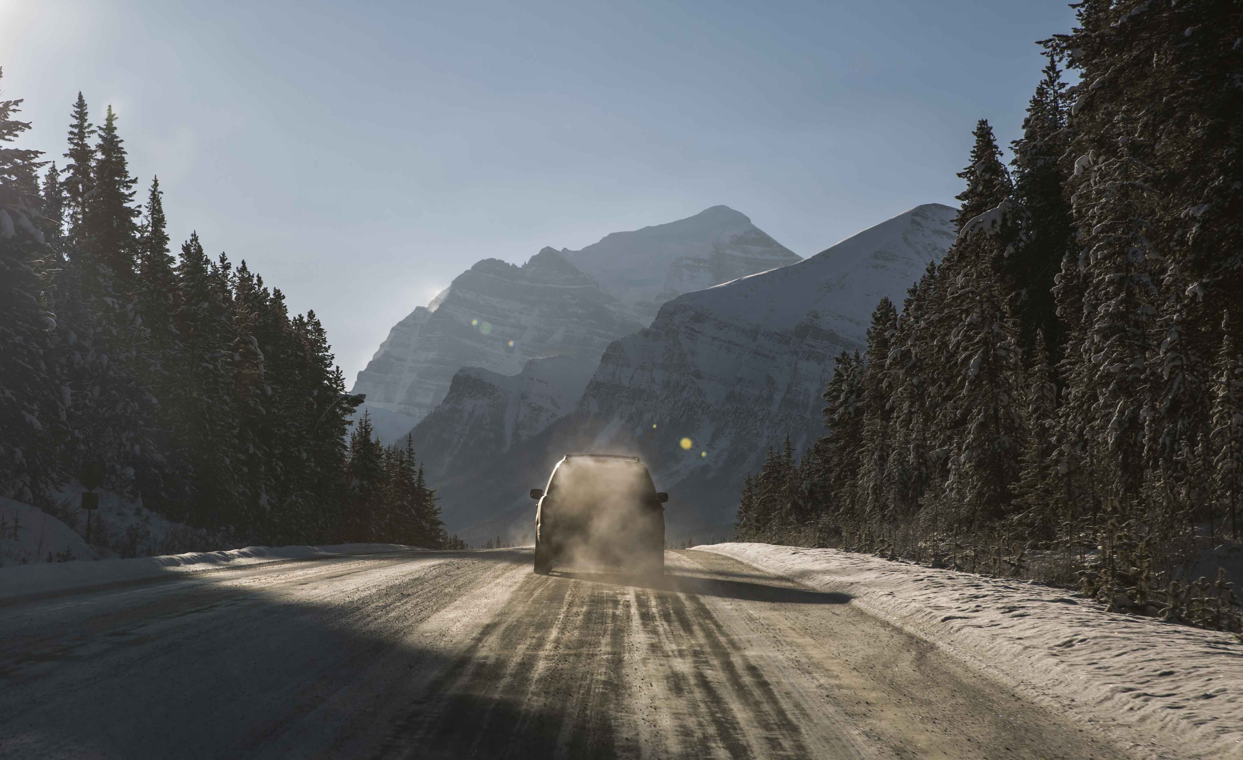Guide To Scenic Drives In Banff National Park Banff