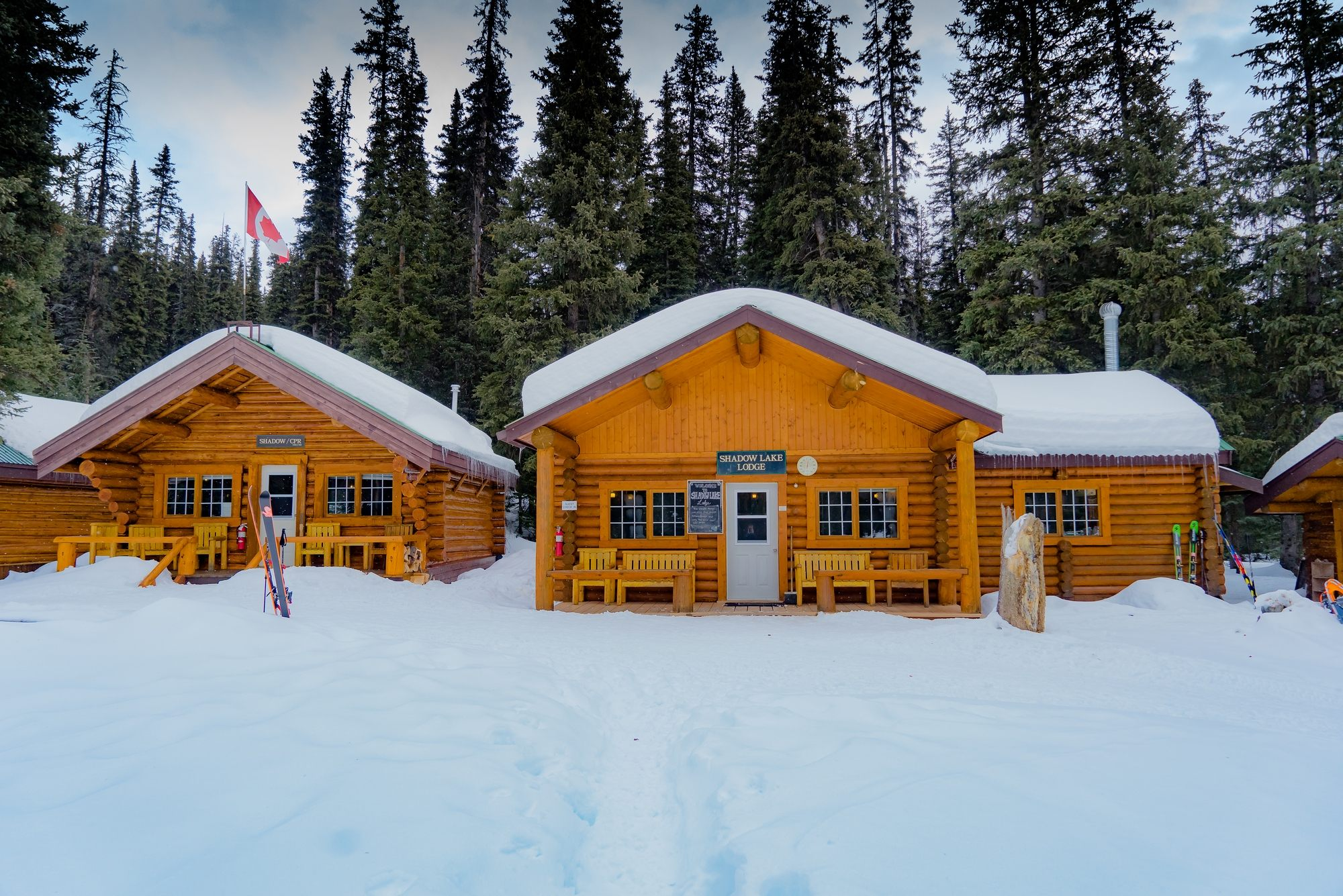 3 cozy ways to stay in the Backcountry of Banff National ...