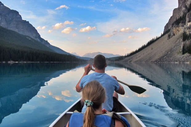 banffstagram canoe moraine august 10 2015 8_38 pm Jonny Bierman
